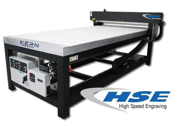Kern HSE - High Speed Engraving Laser