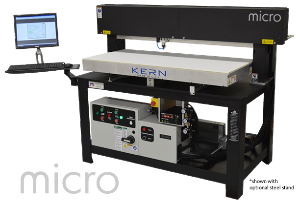 Kern micro laser with steel stand