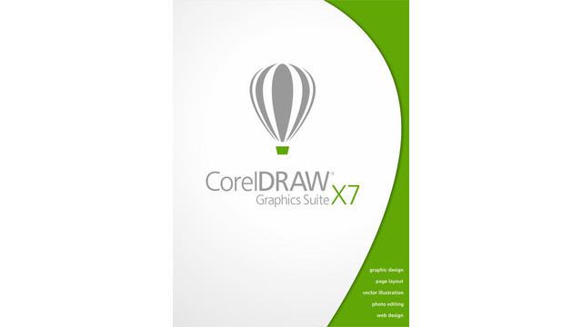 CorelDRAW X7 Graphic Software for purchase